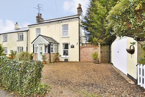 3 bedroom semi-detached house for sale - Leighton Road, Great Billington