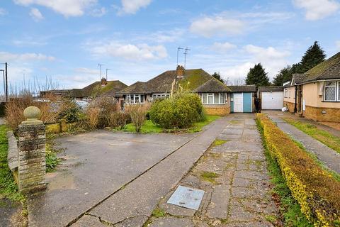 2 bedroom semi-detached bungalow for sale - Hillview Lane, Great Billington