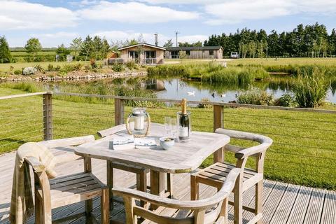 3 bedroom lodge for sale - Cedar Retreats Luxury 3 Bed Lodge, Nr Ripon