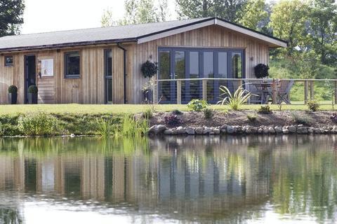 2 bedroom lodge for sale - Cedar Retreats 2 Bed Luxury Lodge, nr Ripon