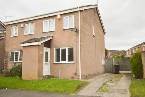 2 bedroom semi-detached house for sale - Bramshill Close, Sothall, Sheffield, S20