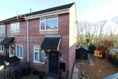 2 bedroom end of terrace house for sale - Sennen Close, Torpoint