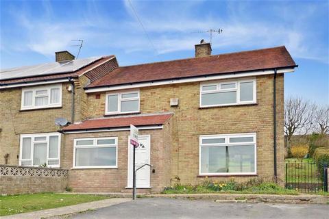 2 bedroom end of terrace house for sale - Sandhurst Avenue, Woodingdean, Brighton, East Sussex
