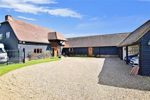 5 bedroom barn conversion for sale - Ham Green, Upchurch, Sittingbourne, Kent