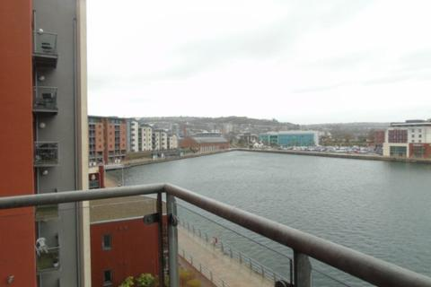 2 bedroom apartment to rent - South Quay, Kings Road, Swansea, SA1 8AL