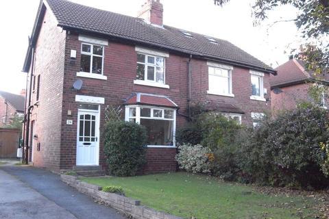 3 bedroom semi-detached house to rent - LIDGETT PLACE, ROUNDHAY, LEEDS LS8 1HG