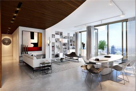 2 bedroom flat for sale - Canary Wharf, London, E14