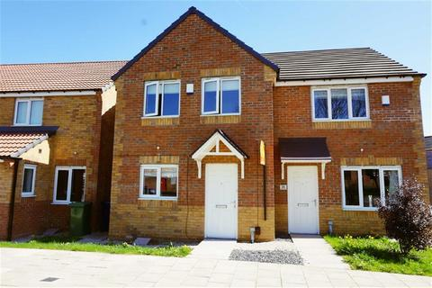 3 bedroom semi-detached house for sale - Station Road, Caledonia Court, Newcastle Upon Tyne, NE6