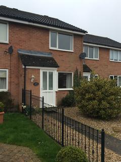 2 bedroom terraced house to rent - Amderley Drive, Norwich NR4