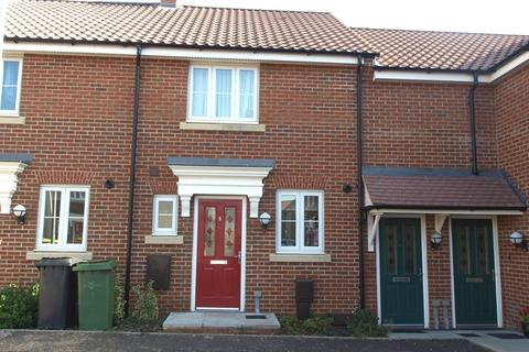 2 bedroom townhouse to rent - Dolphin Road The Hampdens, Costessey, NORWICH