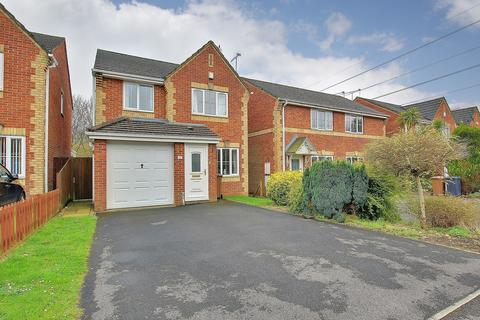 3 bedroom detached house for sale - NURSLING