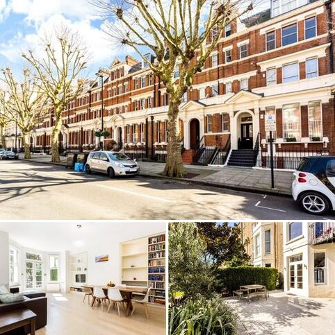 3 bedroom character property for sale - Sutherland Avenue, Maida Vale, London, W9