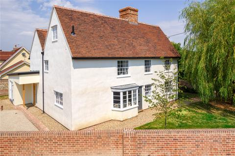 5 bedroom detached house for sale - The Farmhouse, Carters Farm Barns, Main Street, Shudy Camps, Cambridge, CB21