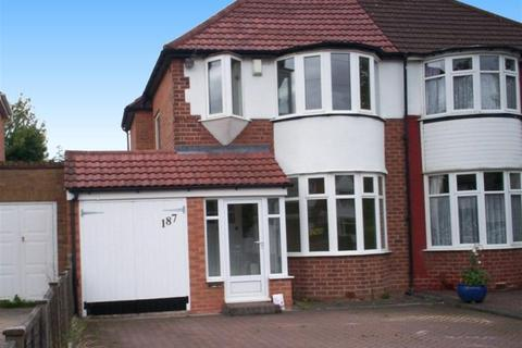 3 bedroom semi-detached house to rent - Lode Lane, Solihull, B91 2HW