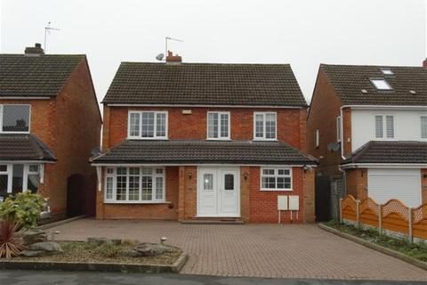 3 bedroom detached house for sale - Southfields Road, Solihull, B91 3PT