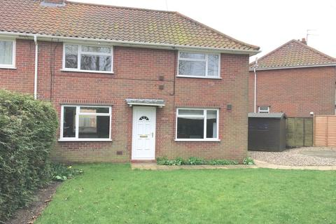 3 bedroom semi-detached house to rent - Colman Road, Norwich NR4