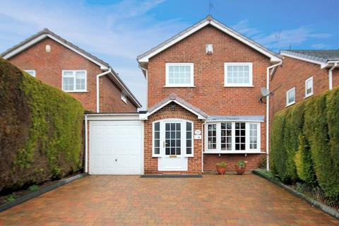 4 bedroom detached house for sale - Meerbrook Close, Trentham
