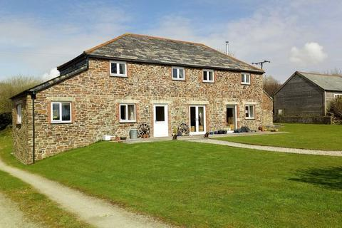 3 bedroom barn conversion to rent - Toad Hall, Lostwithiel