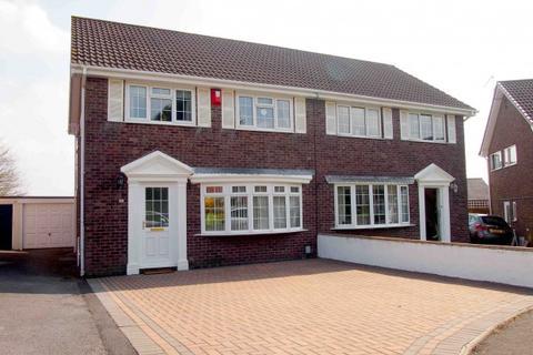 3 bedroom semi-detached house for sale - Marlborough Road, Gorseinon, Swansea, SA4