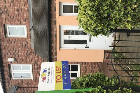 4 bedroom semi-detached house to rent - Raynald road, Sheffield S2