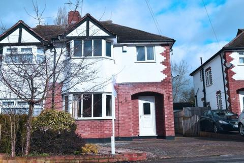 3 bedroom semi-detached house to rent - Tudor Drive,  Leicester, LE2