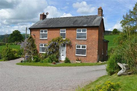 5 bedroom farm house for sale - Gwynfynydd, Llanwnog, Caersws, Powys, SY17
