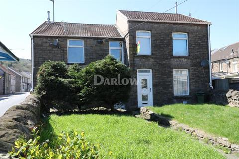 3 bedroom terraced house to rent - Trehafod Road, Pontypridd