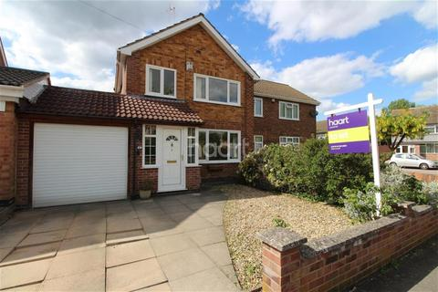 3 bedroom semi-detached house to rent - Shrewsbury Avenue, West Knighton