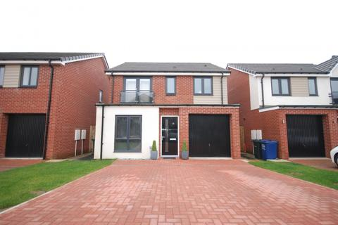 3 bedroom detached house for sale - Greville Gardens, Great Park