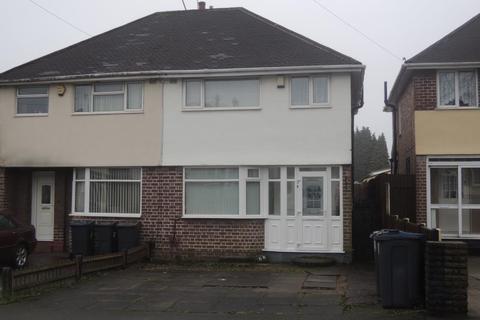 3 bedroom semi-detached house to rent - Dunedin Road, Kingstanding B44 9DP