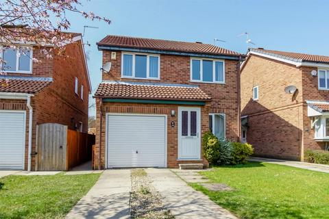 3 bedroom detached house for sale - Pheasant Drive, YORK