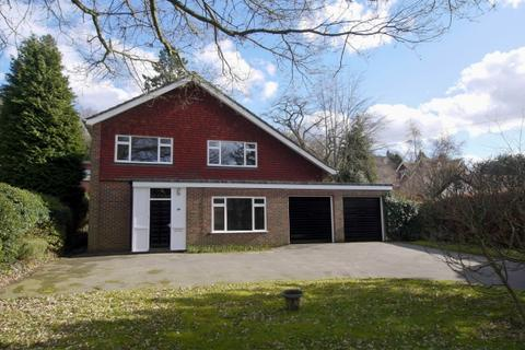 5 bedroom detached house to rent - Bradbourne Park Road, Sevenoaks