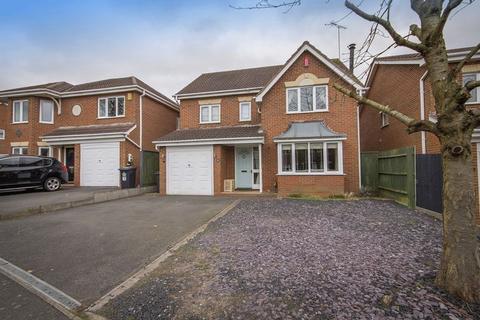 4 bedroom detached house for sale - WREN WAY, MICKLEOVER
