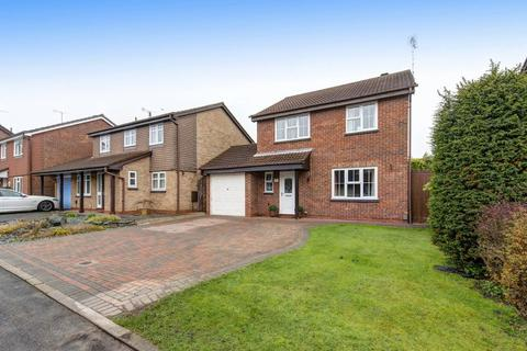 4 bedroom detached house for sale - Wickersley Close, Allestree/Darley Abbey