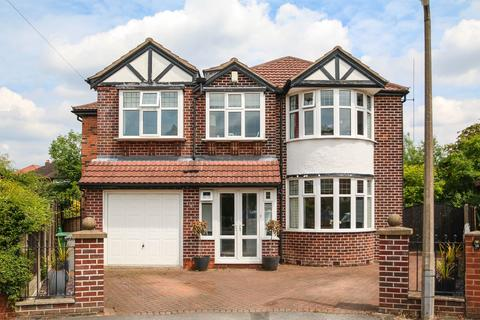 5 bedroom detached house for sale - Sidmouth Avenue, Flixton, Manchester, M41