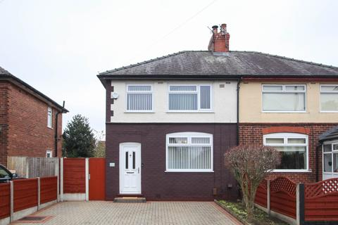 3 bedroom semi-detached house for sale - Central Drive, Urmston, Manchester, M41