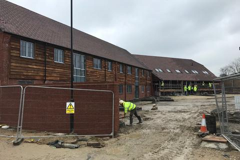 2 bedroom ground floor flat to rent - Osprey Close, Upton