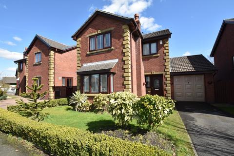 3 bedroom detached house for sale - Church Meadow, Unsworth, Bury, BL9