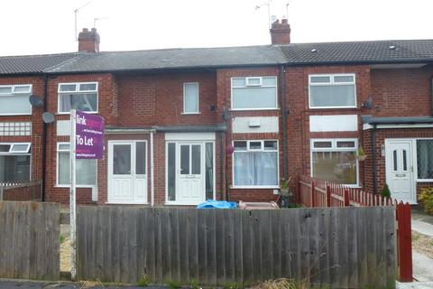 2 bedroom terraced house to rent - Moorhouse Road, West Hull
