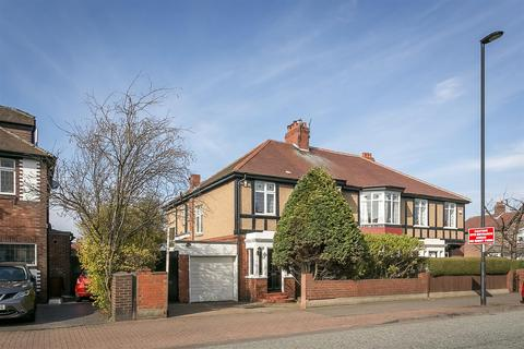4 bedroom semi-detached house for sale - Jesmond Dene Road, Jesmond, Newcastle upon Tyne