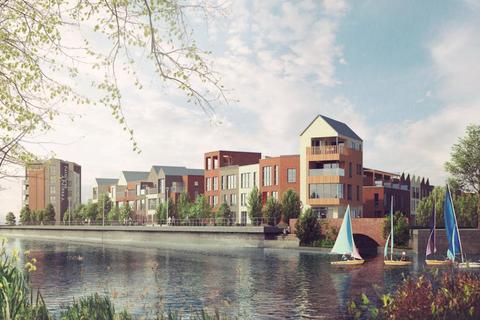 3 bedroom townhouse for sale - Dockside Mews, Trent Basin