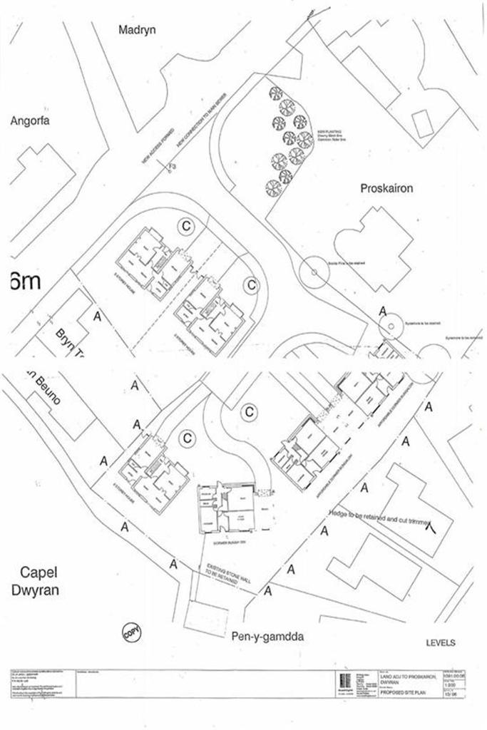 Land Commercial for sale in High Street, Dwyran, Anglesey, LL61