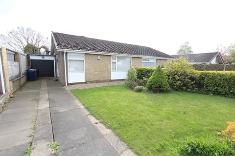 2 bedroom semi-detached bungalow for sale - Castle Way, Dinnington, NE13