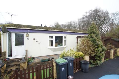 2 bedroom mobile home for sale - Ashley Wood Park, Tarrant Keyneston, Blandford Forum