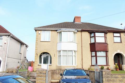 3 bedroom semi-detached house to rent - Cecil Road, Swansea