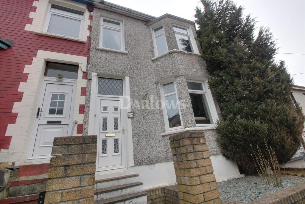 4 Bedrooms Terraced House for sale in Coronation Road, Six Bells, Blaenau Gwent