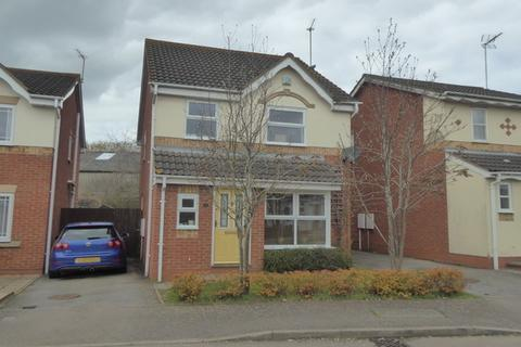3 bedroom detached house for sale - Copymoor Close, Wootton, Northampton, NN4