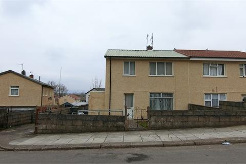 3 bedroom semi-detached house to rent - Heol Deva, Caerau, Cardiff, South Glamorgan