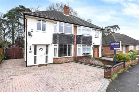 3 bedroom semi-detached house for sale - Fawcett Crescent, Woodley, Reading, Berkshire, RG5