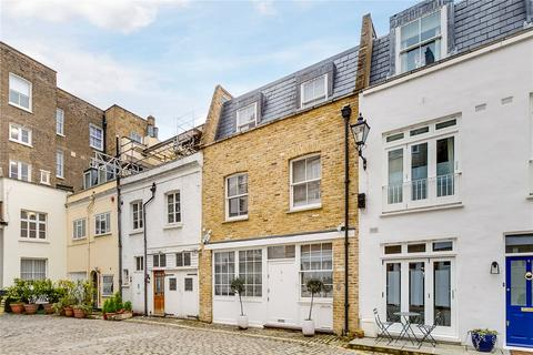3 bedroom mews for sale - Princes Mews, London, W2
